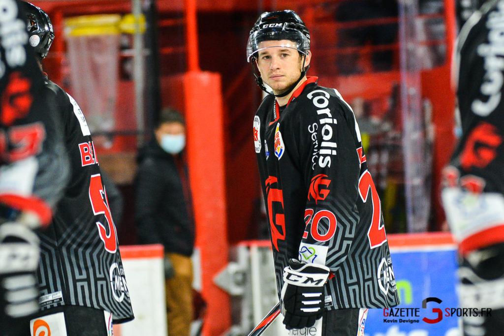 Hockey Sur Glace Gothiques Vs Briancon Kevin Devigne Gazettesports 119