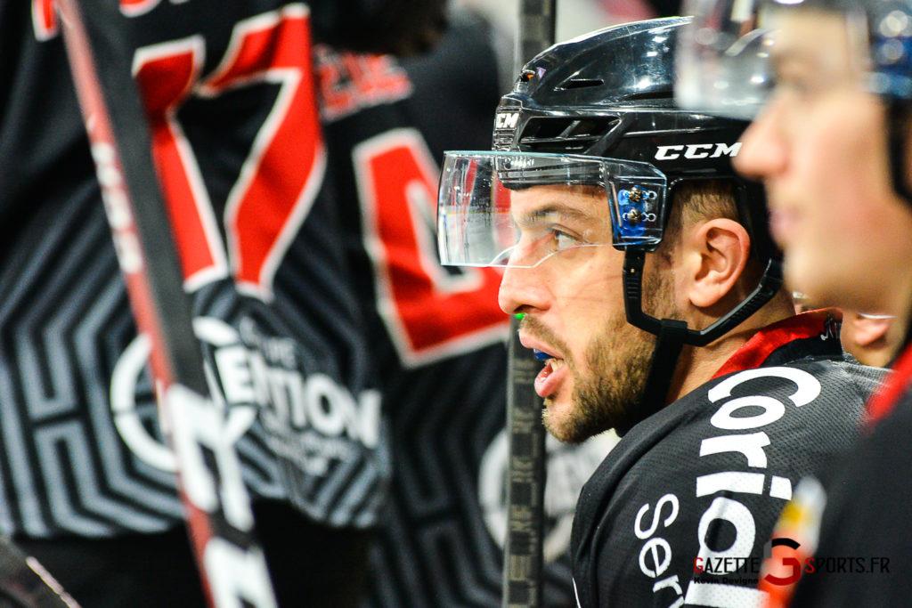 Hockey Sur Glace Gothiques Vs Briancon Kevin Devigne Gazettesports 12