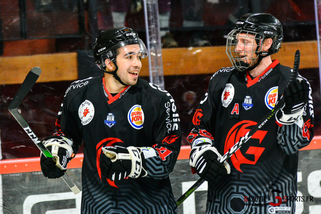 Hockey Sur Glace Gothiques Vs Briancon Kevin Devigne Gazettesports 121