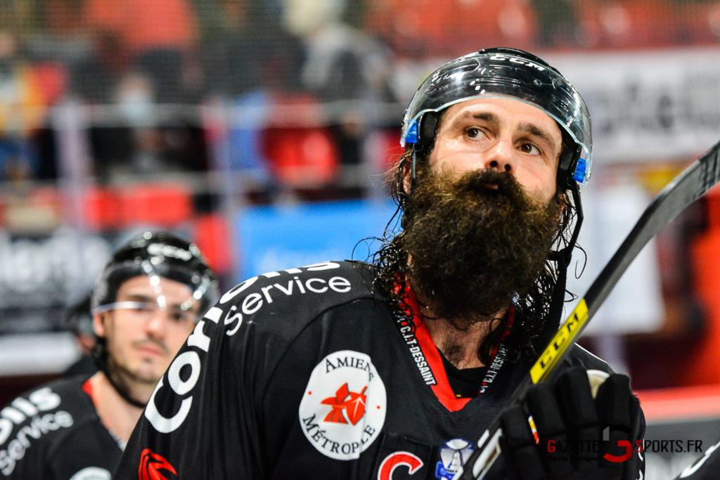 Hockey Sur Glace Gothiques Vs Briancon Kevin Devigne Gazettesports 125