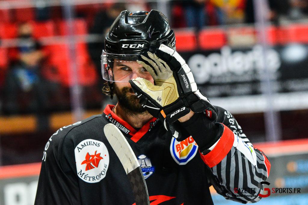 Hockey Sur Glace Gothiques Vs Briancon Kevin Devigne Gazettesports 127