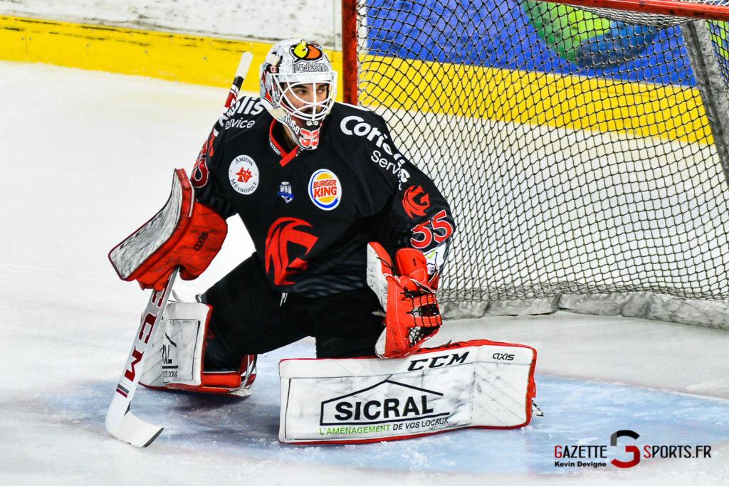 Hockey Sur Glace Gothiques Vs Briancon Kevin Devigne Gazettesports 13