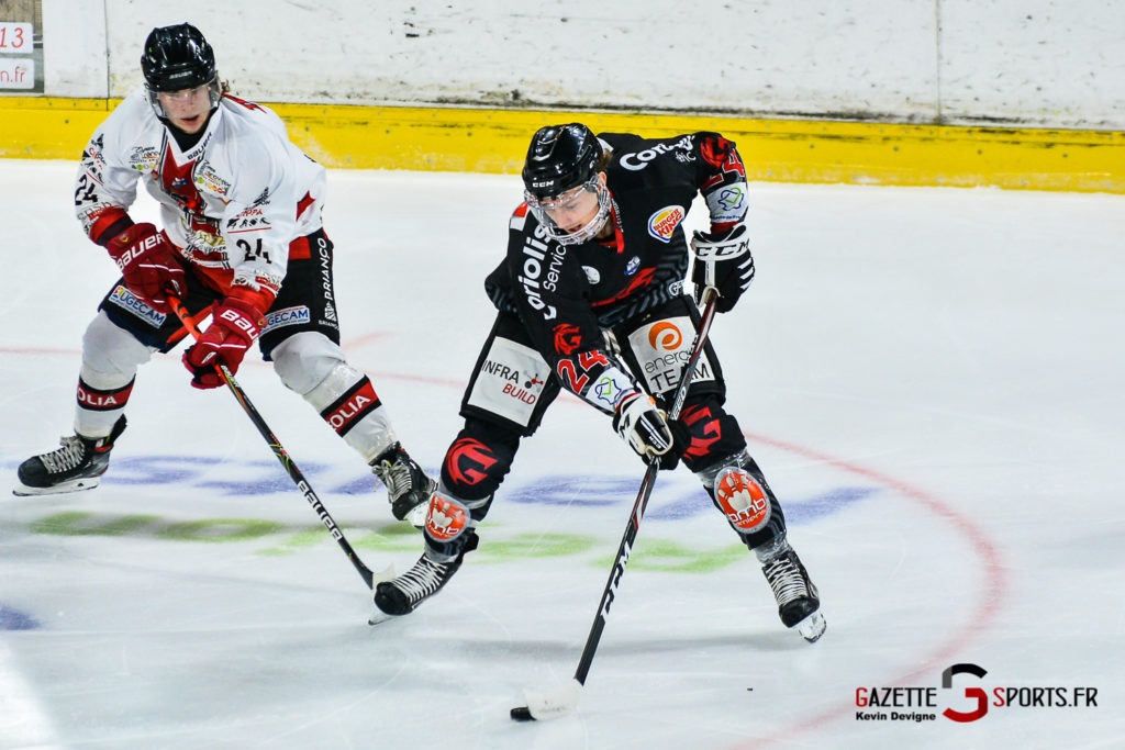 Hockey Sur Glace Gothiques Vs Briancon Kevin Devigne Gazettesports 14