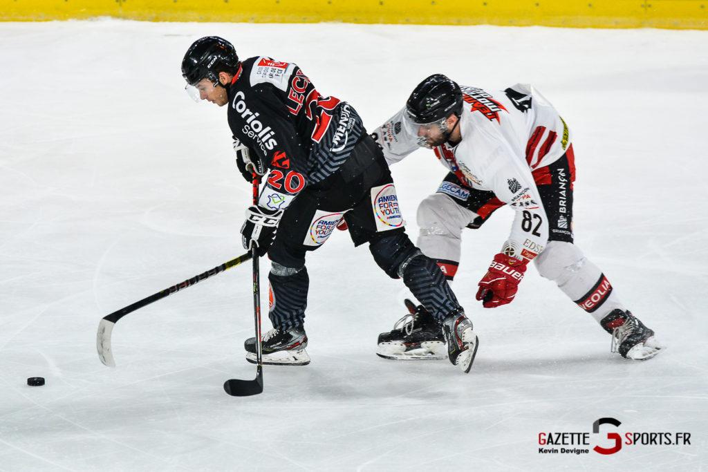 Hockey Sur Glace Gothiques Vs Briancon Kevin Devigne Gazettesports 15