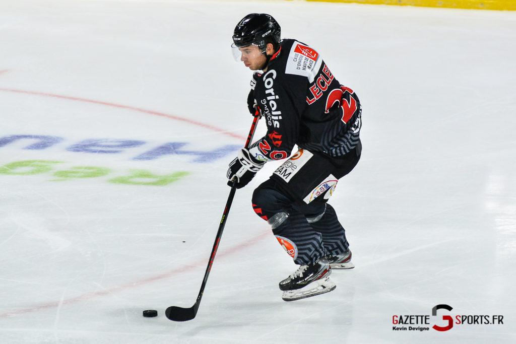 Hockey Sur Glace Gothiques Vs Briancon Kevin Devigne Gazettesports 16