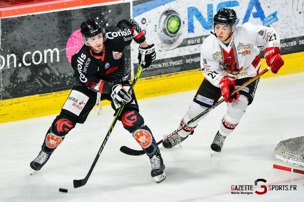 Hockey Sur Glace Gothiques Vs Briancon Kevin Devigne Gazettesports 18