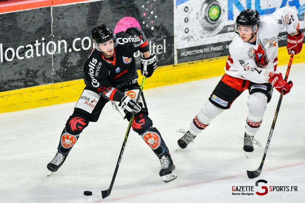 Hockey Sur Glace Gothiques Vs Briancon Kevin Devigne Gazettesports 19