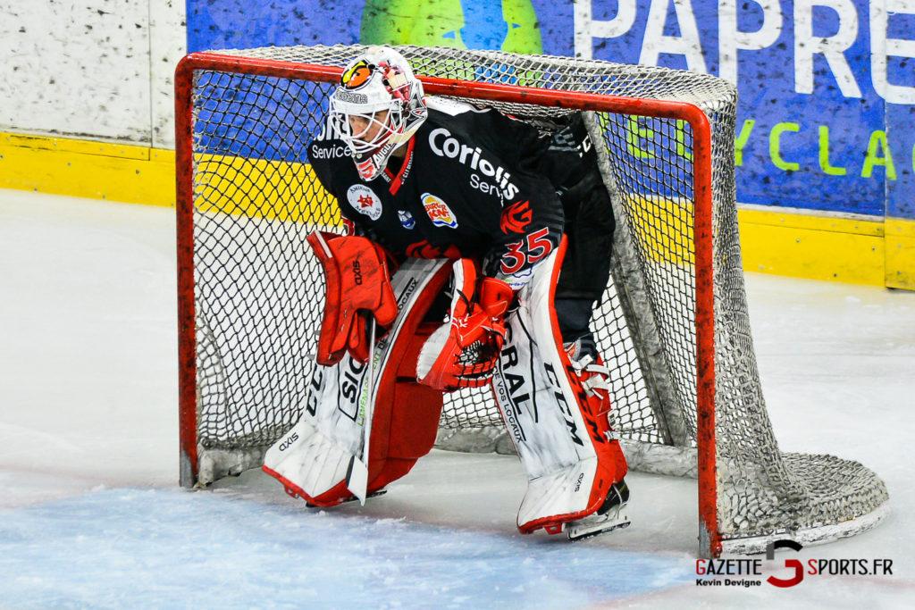 Hockey Sur Glace Gothiques Vs Briancon Kevin Devigne Gazettesports 20