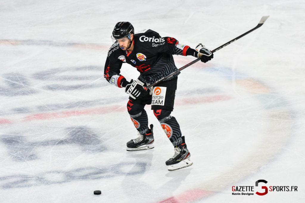 Hockey Sur Glace Gothiques Vs Briancon Kevin Devigne Gazettesports 21