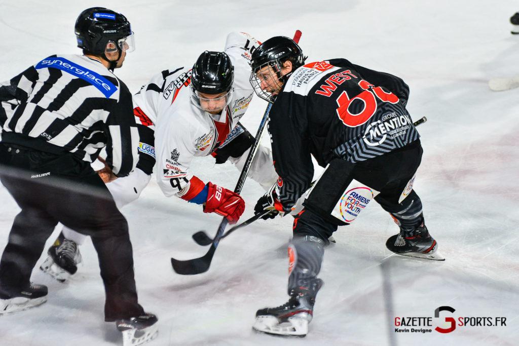 Hockey Sur Glace Gothiques Vs Briancon Kevin Devigne Gazettesports 22