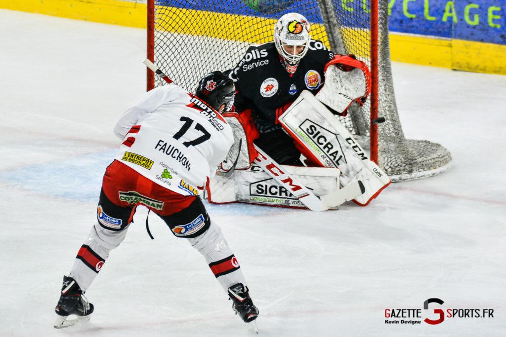 Hockey Sur Glace Gothiques Vs Briancon Kevin Devigne Gazettesports 26