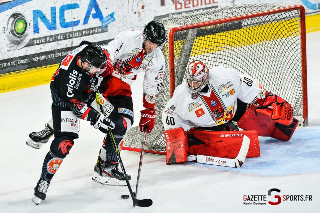 Hockey Sur Glace Gothiques Vs Briancon Kevin Devigne Gazettesports 27
