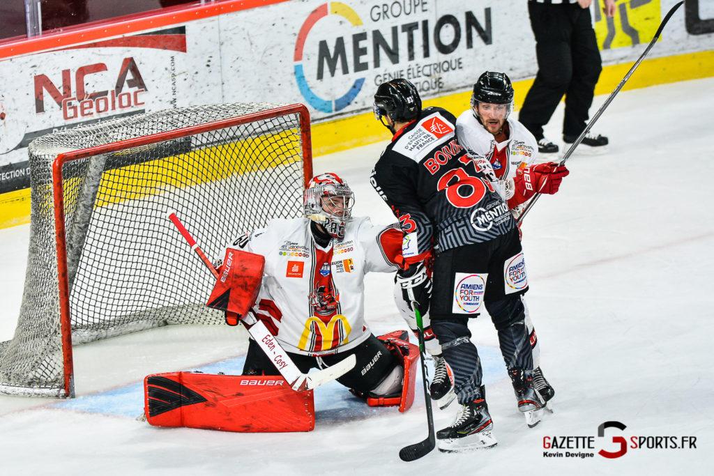 Hockey Sur Glace Gothiques Vs Briancon Kevin Devigne Gazettesports 31