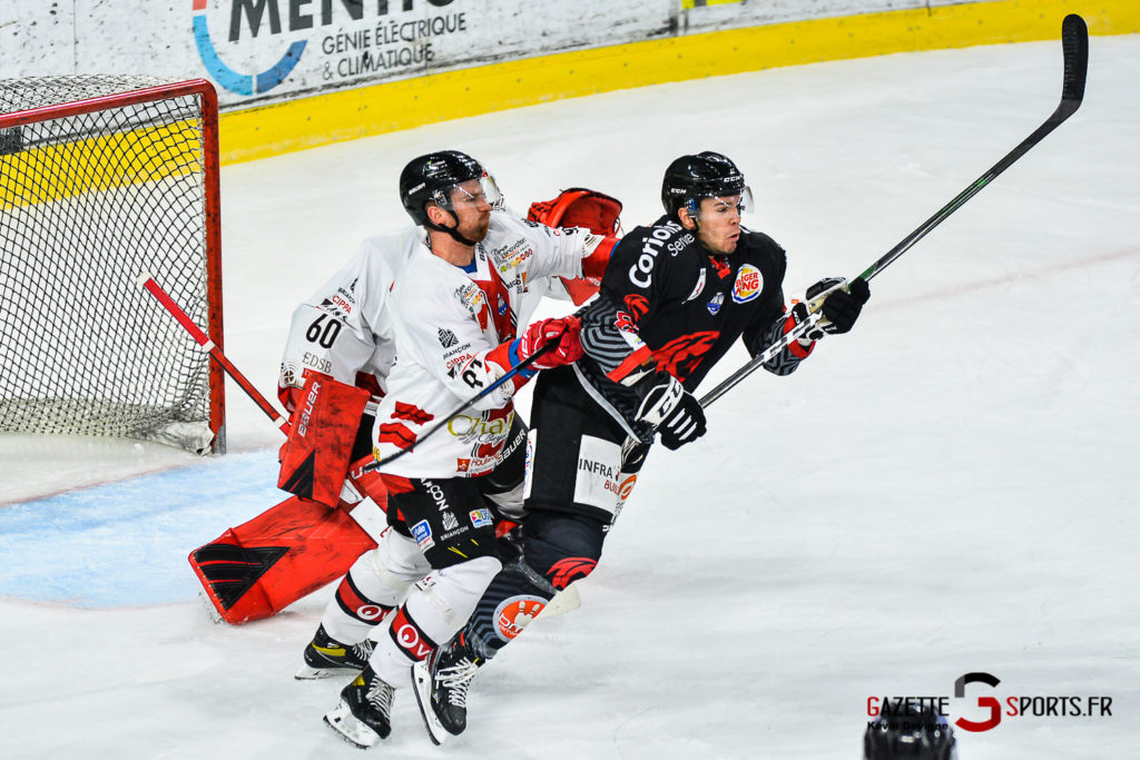 Hockey Sur Glace Gothiques Vs Briancon Kevin Devigne Gazettesports 32