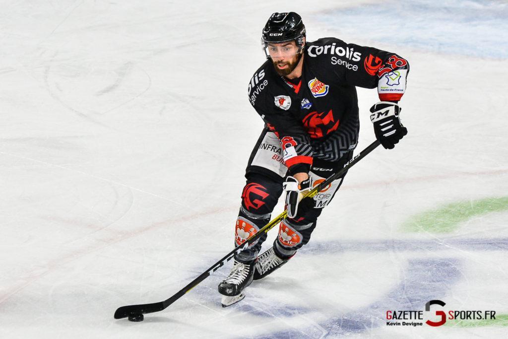 Hockey Sur Glace Gothiques Vs Briancon Kevin Devigne Gazettesports 33
