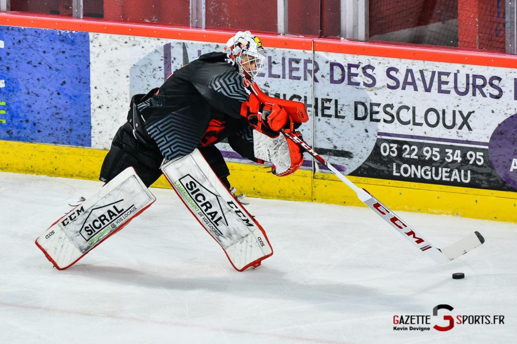 Hockey Sur Glace Gothiques Vs Briancon Kevin Devigne Gazettesports 35