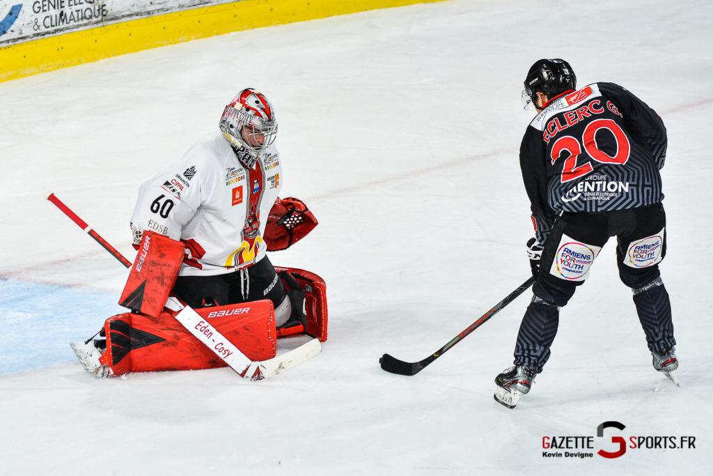 Hockey Sur Glace Gothiques Vs Briancon Kevin Devigne Gazettesports 36