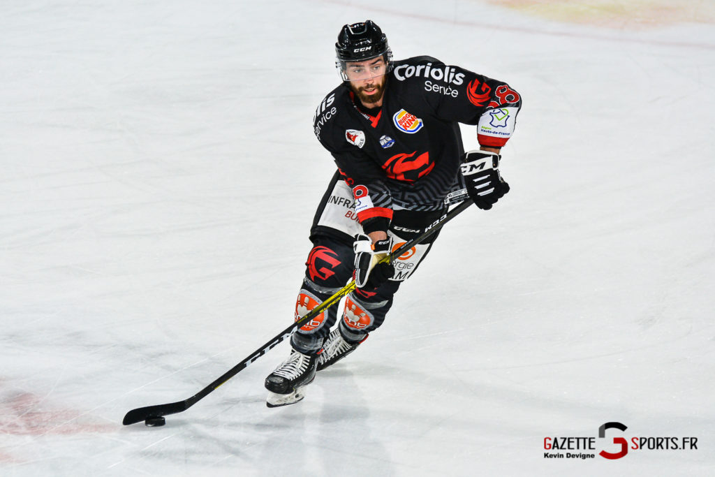 Hockey Sur Glace Gothiques Vs Briancon Kevin Devigne Gazettesports 39
