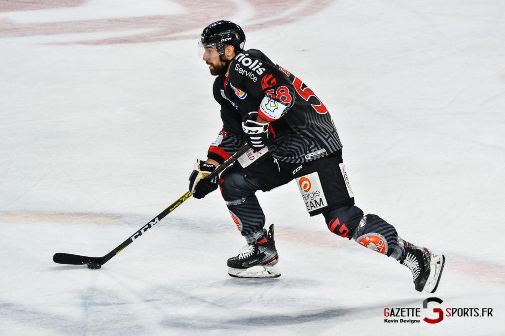 Hockey Sur Glace Gothiques Vs Briancon Kevin Devigne Gazettesports 40