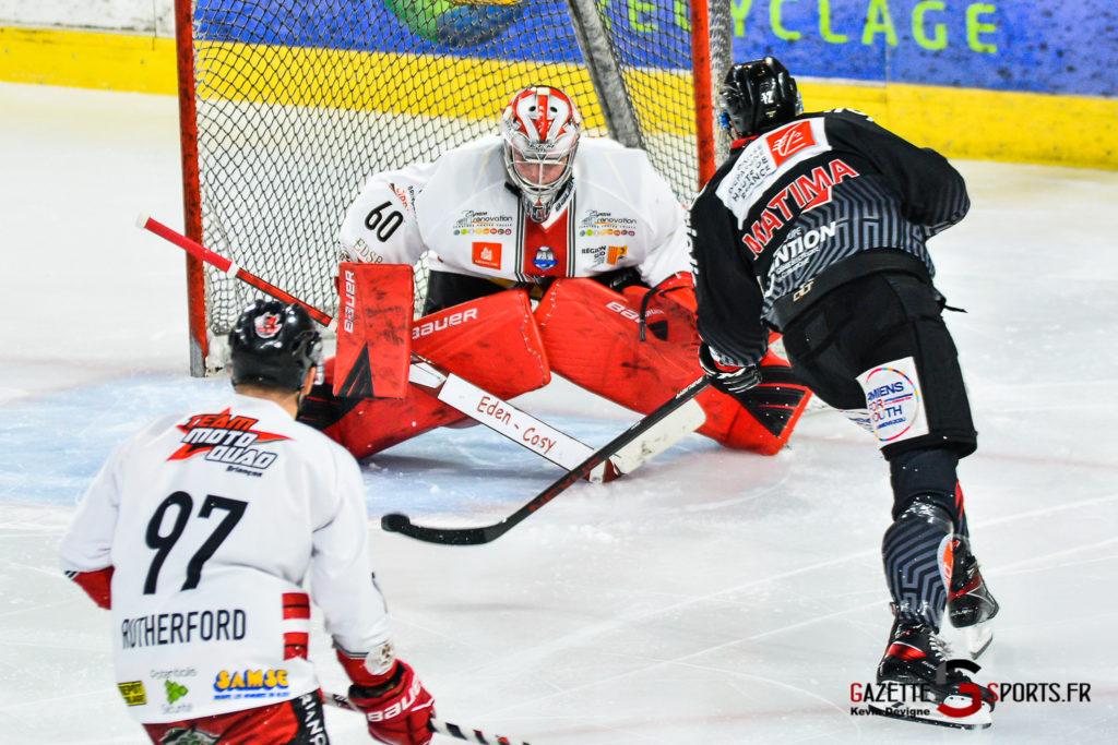 Hockey Sur Glace Gothiques Vs Briancon Kevin Devigne Gazettesports 41