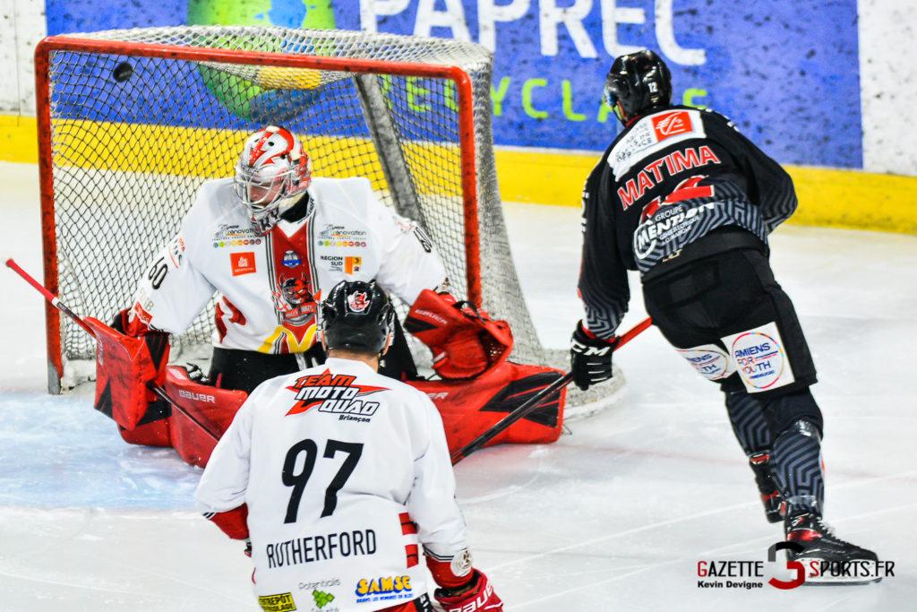 Hockey Sur Glace Gothiques Vs Briancon Kevin Devigne Gazettesports 42