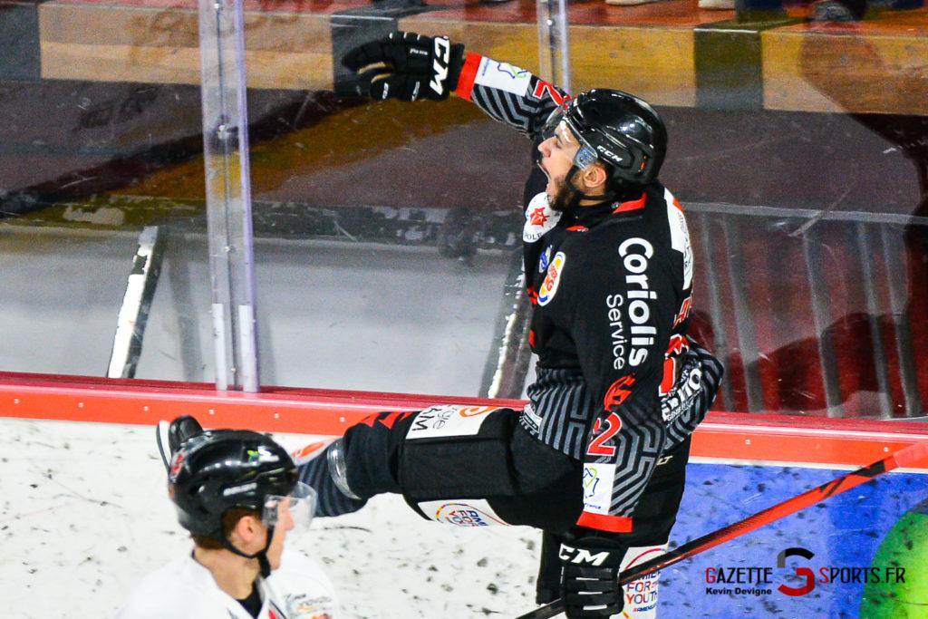 Hockey Sur Glace Gothiques Vs Briancon Kevin Devigne Gazettesports 43