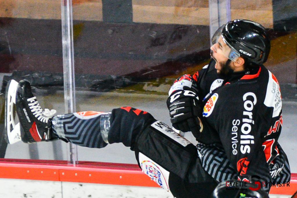 Hockey Sur Glace Gothiques Vs Briancon Kevin Devigne Gazettesports 44