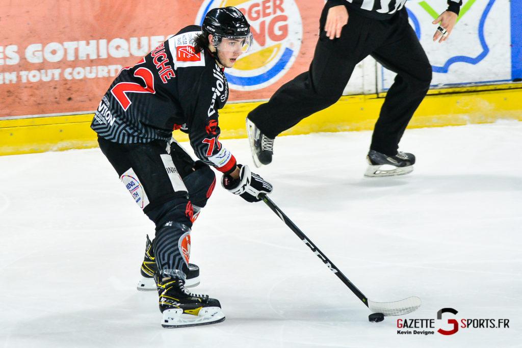 Hockey Sur Glace Gothiques Vs Briancon Kevin Devigne Gazettesports 45