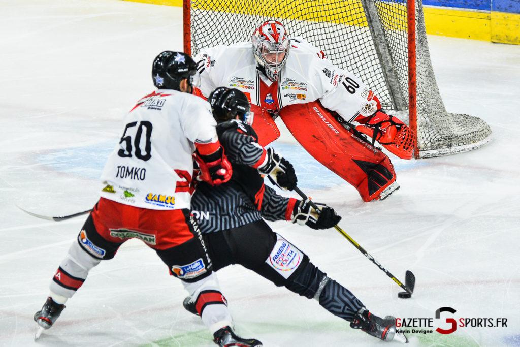 Hockey Sur Glace Gothiques Vs Briancon Kevin Devigne Gazettesports 47