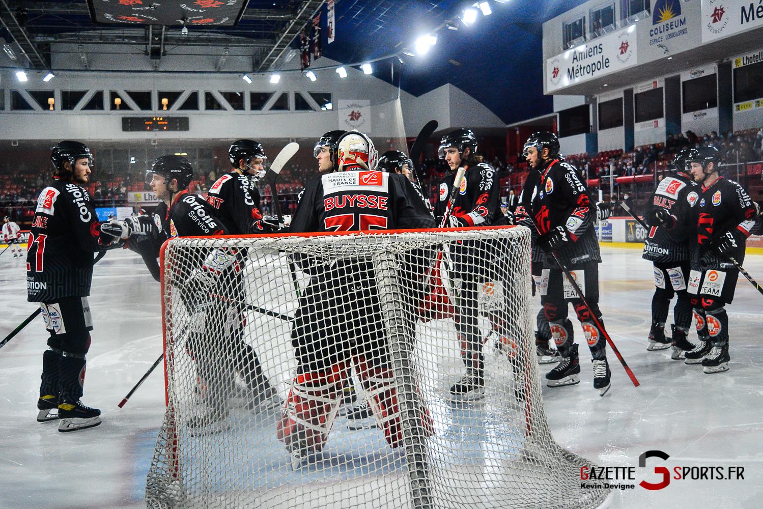 Hockey Sur Glace Gothiques Vs Briancon Kevin Devigne Gazettesports 5
