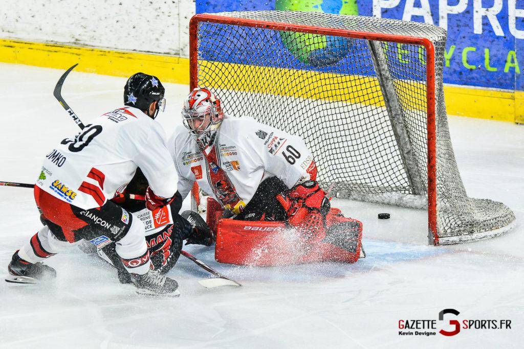 Hockey Sur Glace Gothiques Vs Briancon Kevin Devigne Gazettesports 50