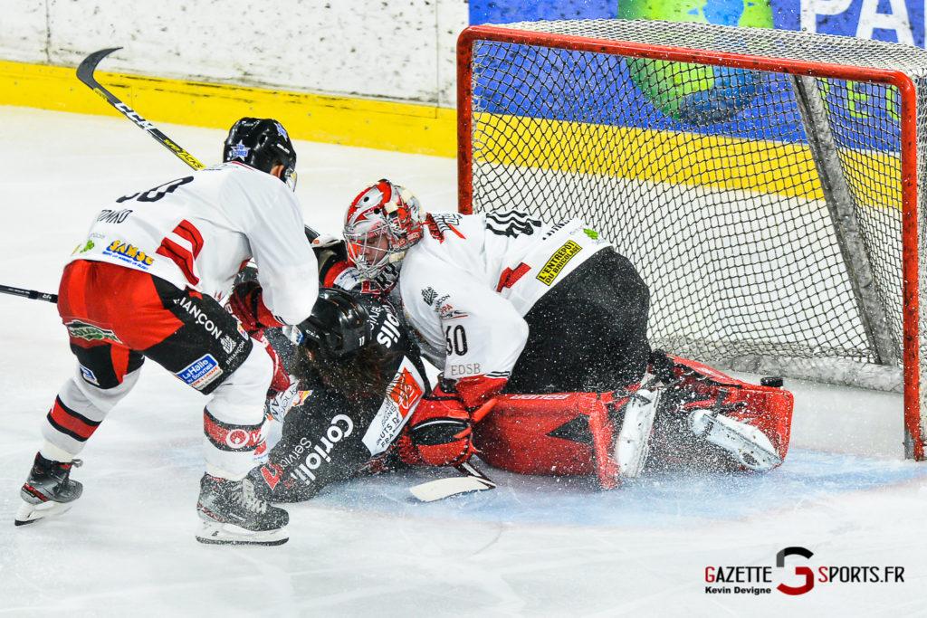 Hockey Sur Glace Gothiques Vs Briancon Kevin Devigne Gazettesports 51