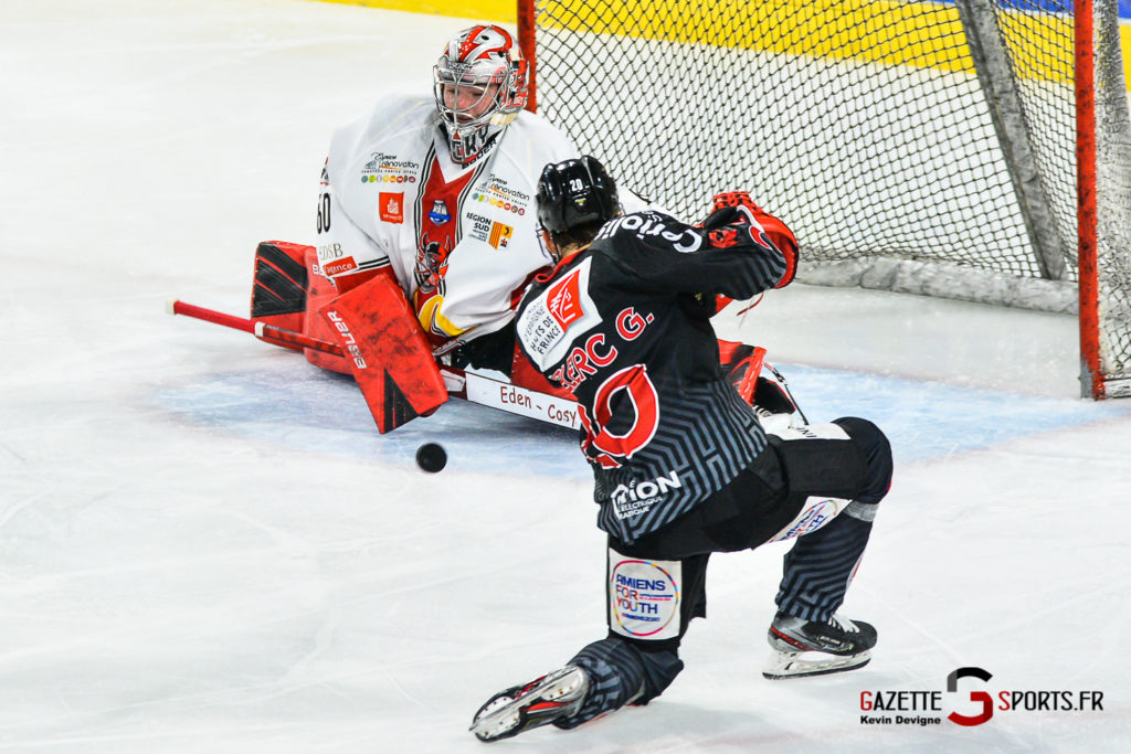 Hockey Sur Glace Gothiques Vs Briancon Kevin Devigne Gazettesports 55