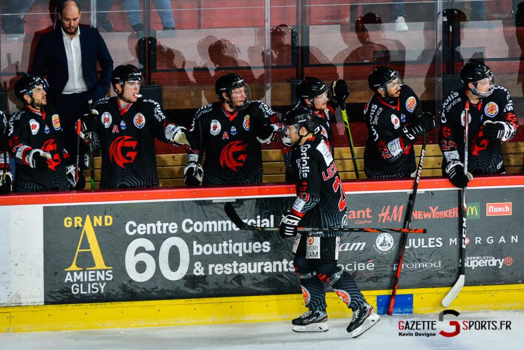 Hockey Sur Glace Gothiques Vs Briancon Kevin Devigne Gazettesports 57