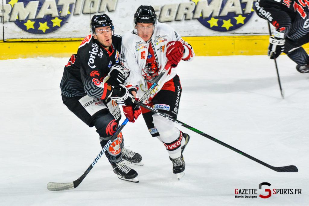 Hockey Sur Glace Gothiques Vs Briancon Kevin Devigne Gazettesports 58
