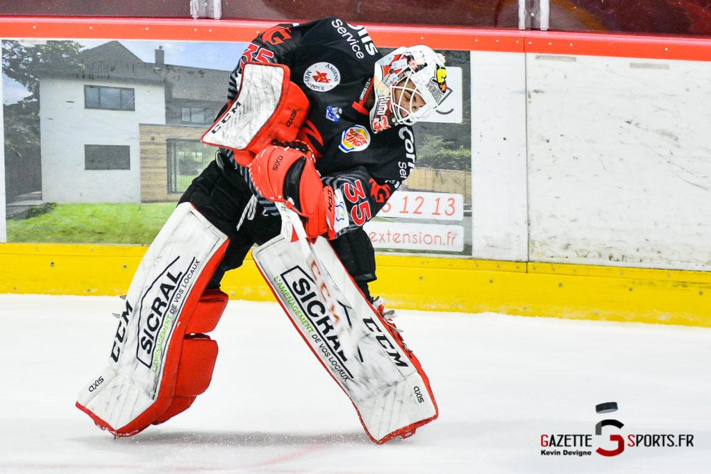 Hockey Sur Glace Gothiques Vs Briancon Kevin Devigne Gazettesports 60