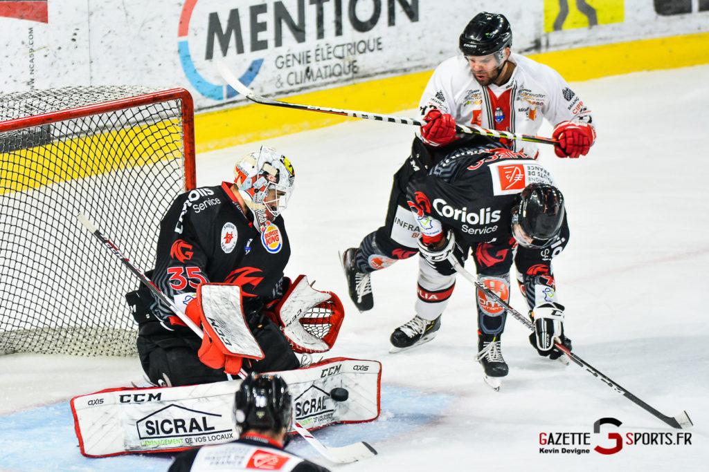Hockey Sur Glace Gothiques Vs Briancon Kevin Devigne Gazettesports 61