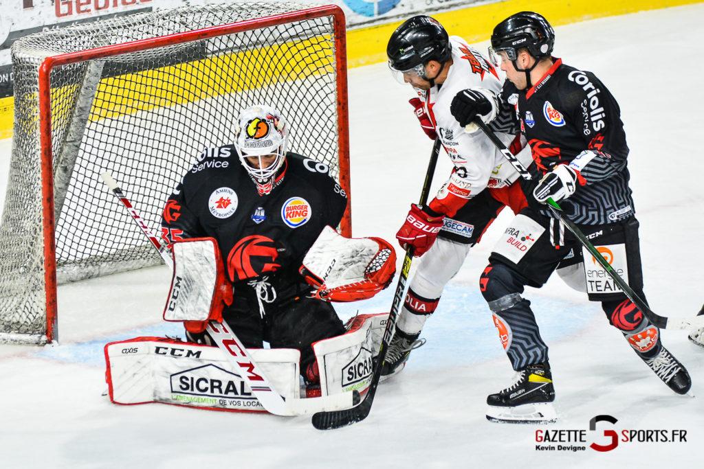 Hockey Sur Glace Gothiques Vs Briancon Kevin Devigne Gazettesports 63