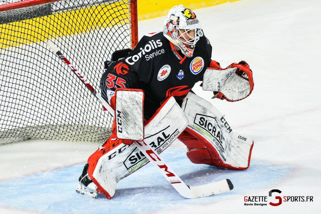 Hockey Sur Glace Gothiques Vs Briancon Kevin Devigne Gazettesports 64