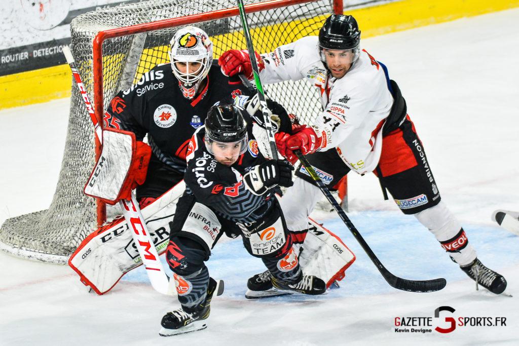 Hockey Sur Glace Gothiques Vs Briancon Kevin Devigne Gazettesports 65