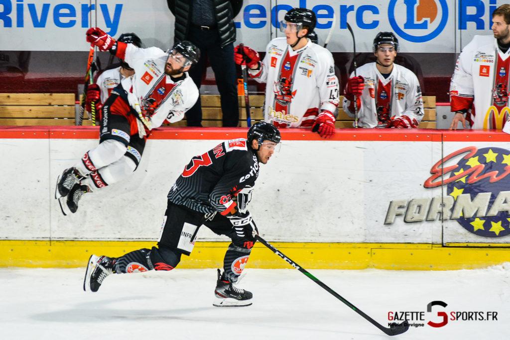 Hockey Sur Glace Gothiques Vs Briancon Kevin Devigne Gazettesports 66
