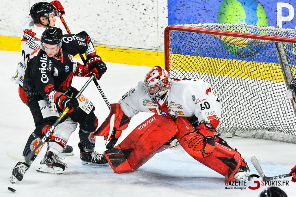 Hockey Sur Glace Gothiques Vs Briancon Kevin Devigne Gazettesports 67
