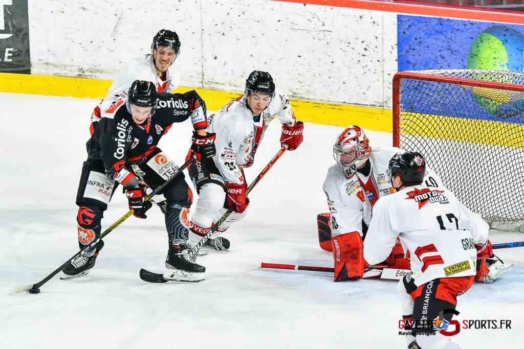 Hockey Sur Glace Gothiques Vs Briancon Kevin Devigne Gazettesports 68