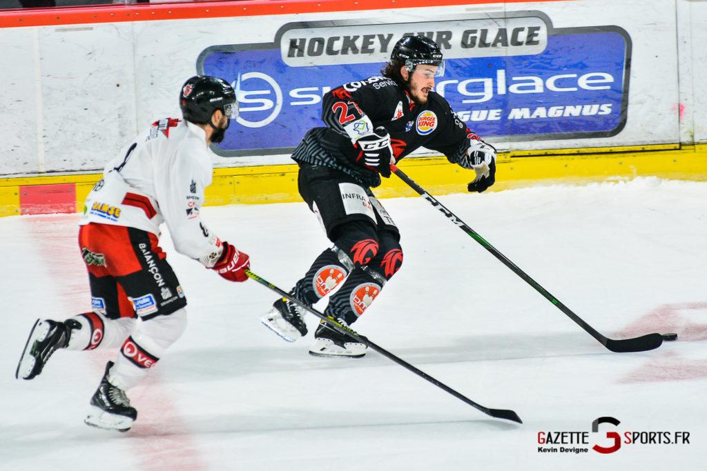Hockey Sur Glace Gothiques Vs Briancon Kevin Devigne Gazettesports 70