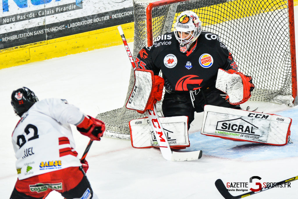 Hockey Sur Glace Gothiques Vs Briancon Kevin Devigne Gazettesports 73