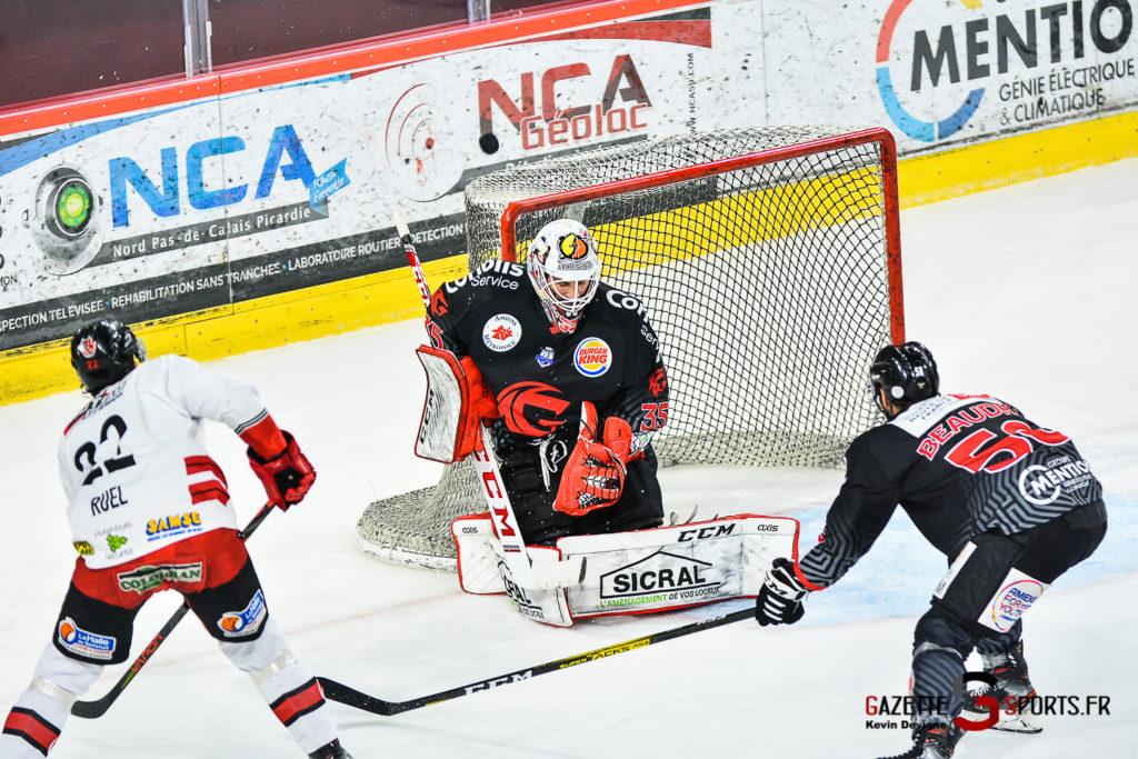 Hockey Sur Glace Gothiques Vs Briancon Kevin Devigne Gazettesports 74