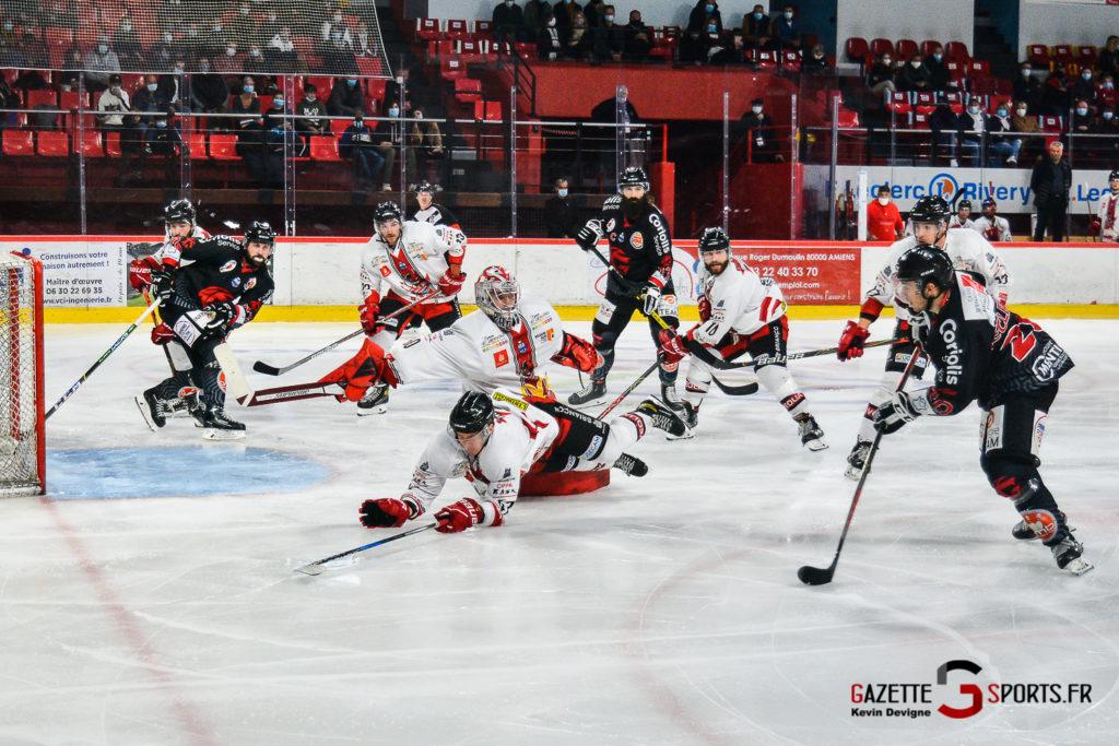 Hockey Sur Glace Gothiques Vs Briancon Kevin Devigne Gazettesports 78