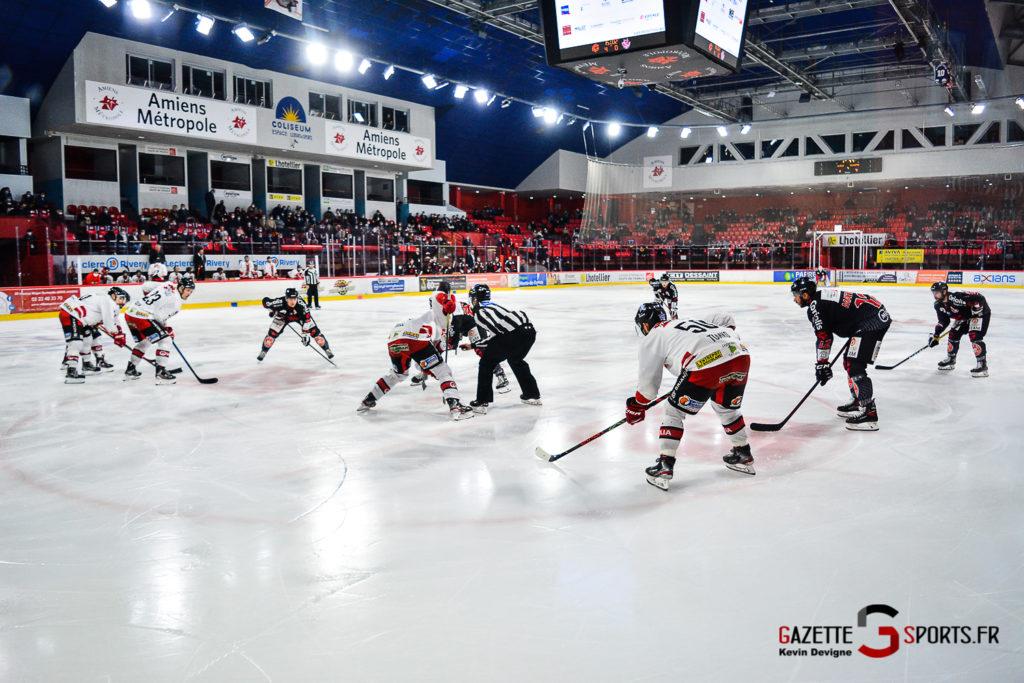 Hockey Sur Glace Gothiques Vs Briancon Kevin Devigne Gazettesports 82