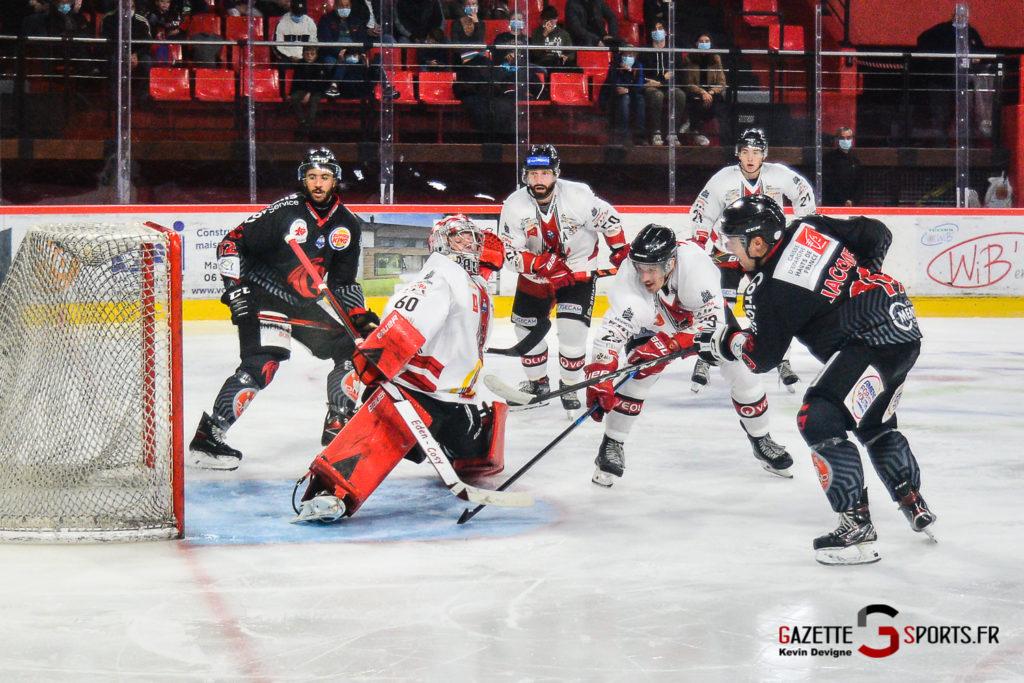 Hockey Sur Glace Gothiques Vs Briancon Kevin Devigne Gazettesports 83