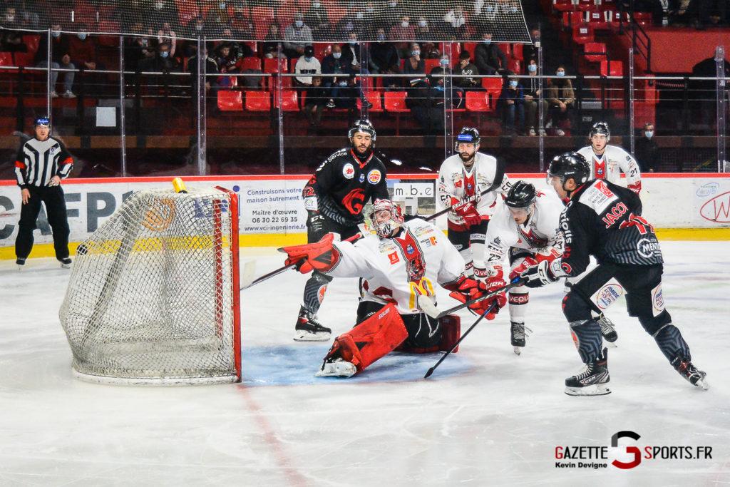 Hockey Sur Glace Gothiques Vs Briancon Kevin Devigne Gazettesports 84